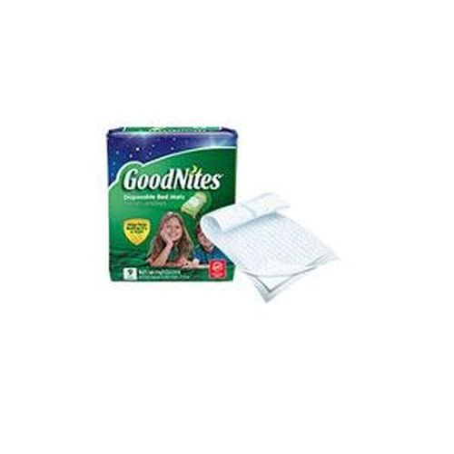 GoodNites Bed Mats Disposable Underpads