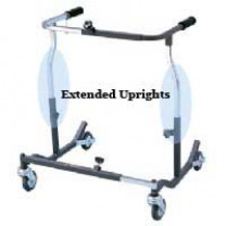 Extended Uprights for Wenzelite Safety Rollers
