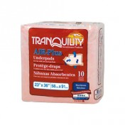 Tranquillity AIR Plus Underpad - Maximum Absorbency