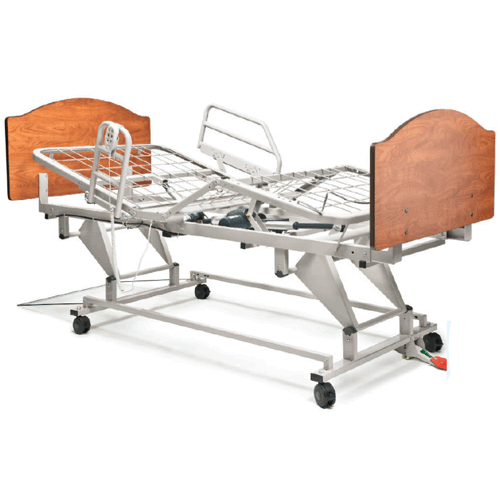 Ull Size Adjustable Bed Or Medical Bed For Home Use