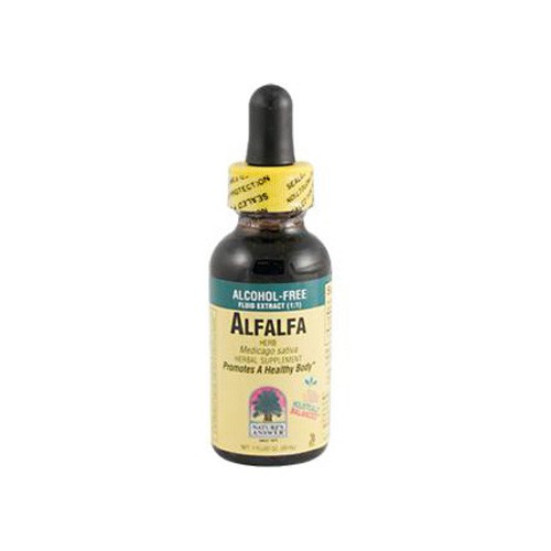 Nature's Answer Alfalfa Herb