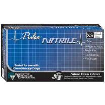 Pulse Nitrile Exam Gloves Powder Free - NonSterile