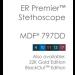ER Premier Stethoscope Color Codes