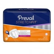 Prevail StretchFit Adult Briefs Heavy Absorbency