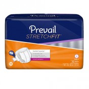 Prevail StretchFit Adult Briefs Heavy Absorbency - First Quality