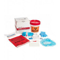 Sharps Assure 1.25 Gallon Spill Kit Sharps Retrieval Program
