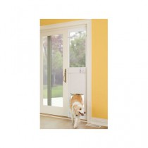Hammacher Schlemmer Automatic Electronic Pet Door