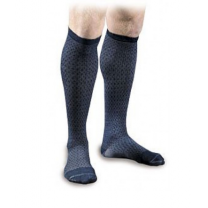 Activa Sheer Therapy Men's Herringbone Pattern