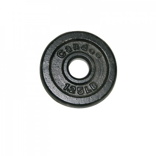 CanDo Iron Weight Plate