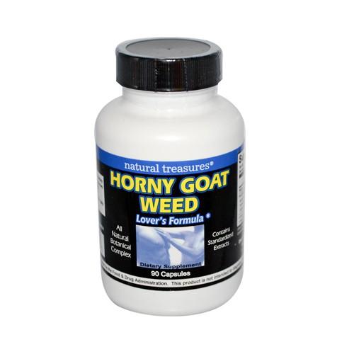 BNG Natural Treasures Horny Goat Weed Natural Aphrodisiac