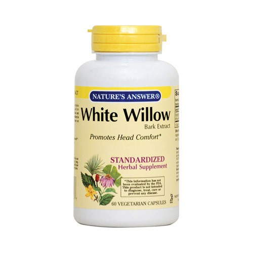 Nature's Answer White Willow
