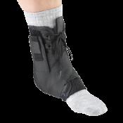Ankle Stabilizer with Heel Locking Straps