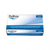 ProWorks Nitrile Powder Free Disposable Gloves