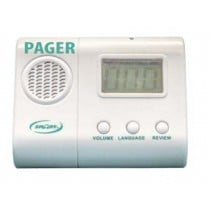 Wireless Pager with LCD
