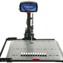 Harmar Universal Scooter Lift - AL100
