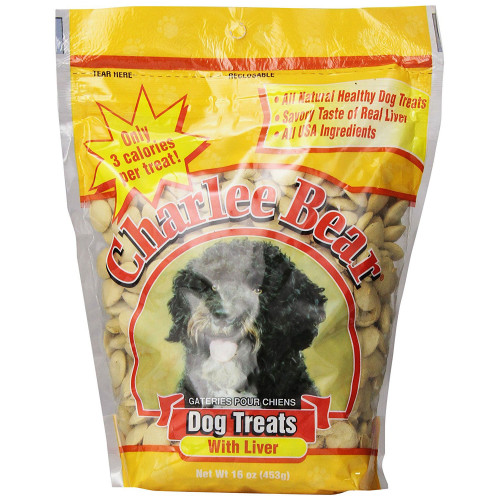 Dog Treat Liver