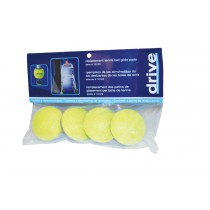 Replacement Tennis Ball Glide Pads for Drive Tennis Ball Glides
