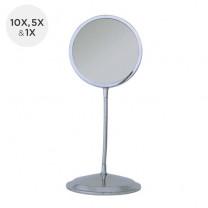 Zadro FG60 Triple Vision Gooseneck Mirror