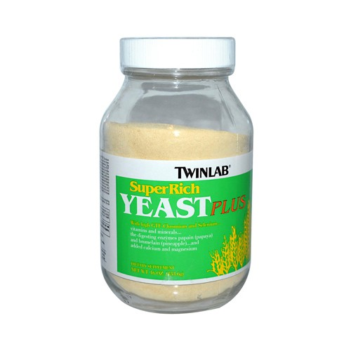 Twinlab Super Rich Yeast Plus