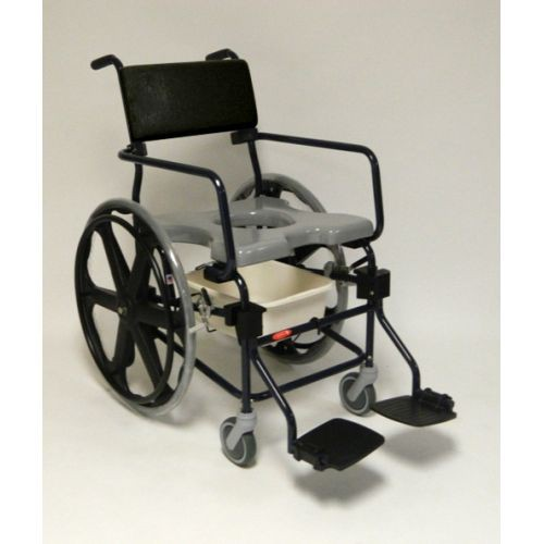 JTG 624 Shower Commode Chair