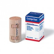 Jobst Comprilan Stretch Compression Bandage 01028000 | 3.9 Inch x 5.5 Yard - BSN