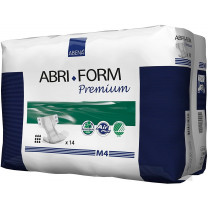 Abena M4 Abri-Form Premium Briefs, Medium - 43063 | Heavy Absorbency