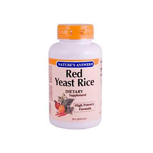 Nature's Answer Red Yeast Rice