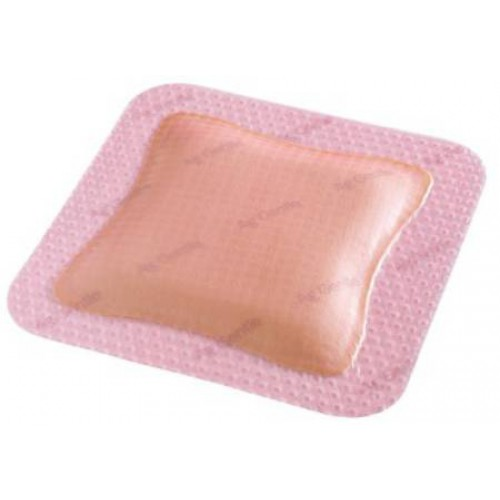 Allevyn Ag Gentle Border 66800454 | 7 x 7 Inch, Pad Size 6 x 6 Inch by Smith & Nephew