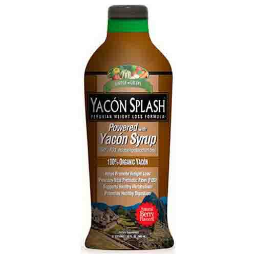 Yacon Splash Weight Loss Diet Aid