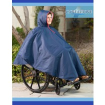 Wheelchair Rain Poncho by CareActive
