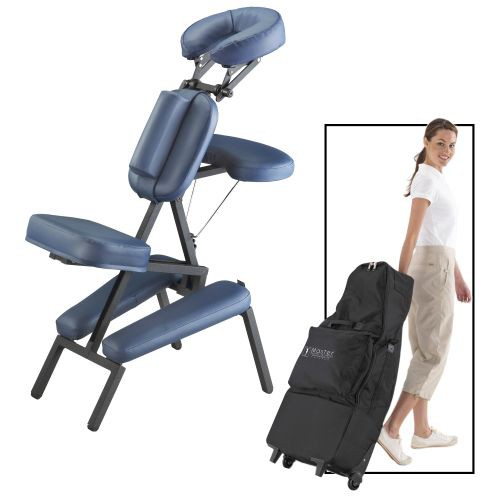 Professional Portable Massage Chair with Wheel Bag