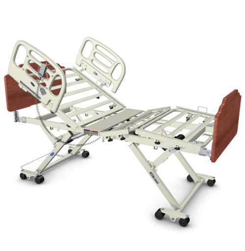 Invacare Cs9 Carroll Long Term Care Bed Adjustable Width
