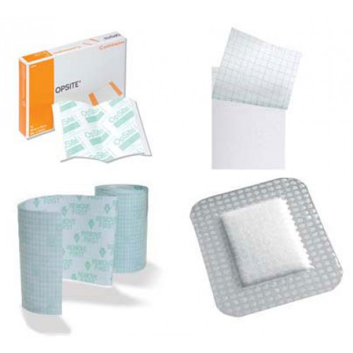 Smith and Nephew Opsite Transparent Dressings