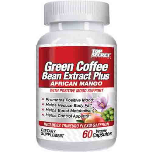 Green Coffee Bean Extract Plus African Mango Diet Aid