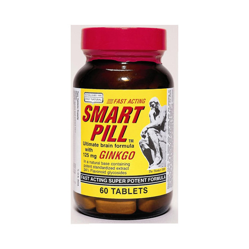 Only Natural Smart Pill