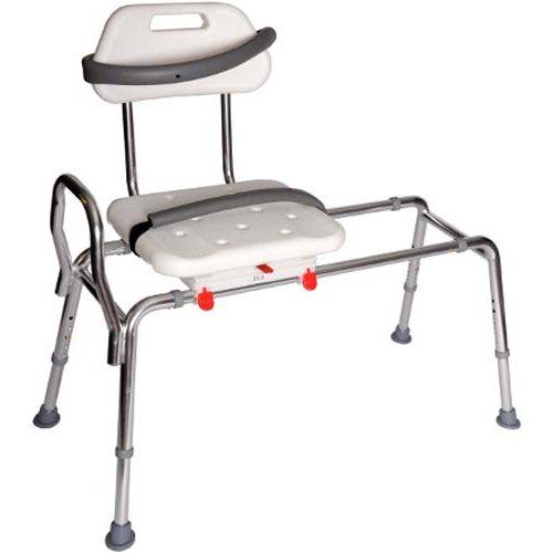 Pediatric Swivel Sliding Shower Bench