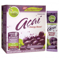Healthy To Go Brands Acai Energy Powder
