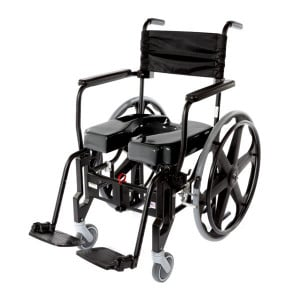 9000 Rehab Shower/Commode Chair-Folding