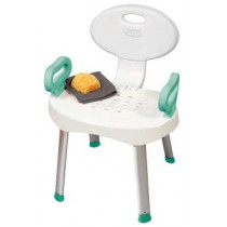 EZ Bath Shower Seat with Handles