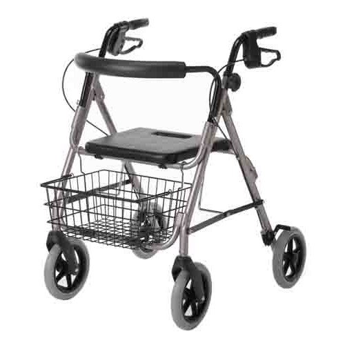 Guardian Deluxe Rollators with 8 Inch Wheels