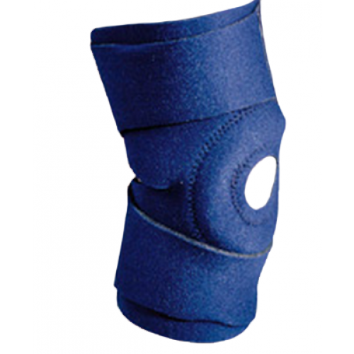 Safe-T-Sport Ez-On Neoprene Knee Sleeve