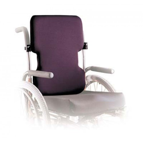Invacare Wheelchair Pneumatic Curved Back Support