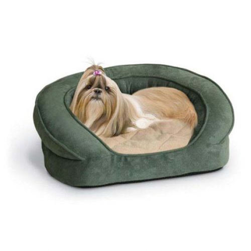 K and H Pet Products Deluxe Ortho Bolster Sleeper
