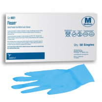 Flexam Nitrile Exam Gloves Powder Free - Sterile