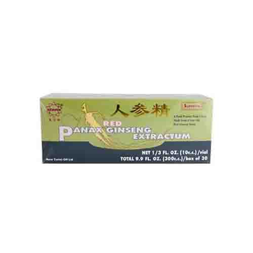 Red Panax Ginseng Extractum Energy Supplement