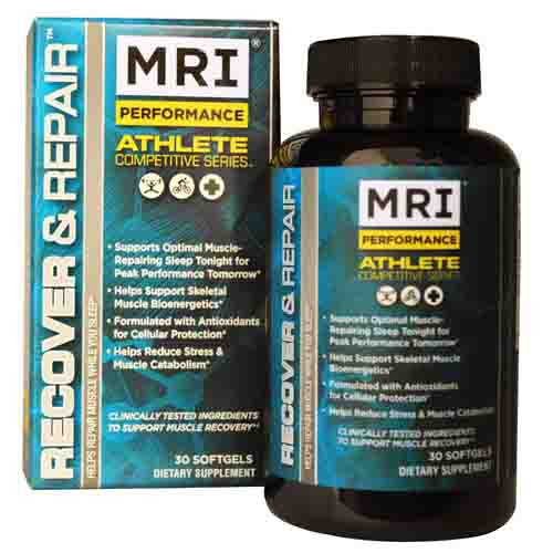 Recover and Repair Muscle Building Supplement
