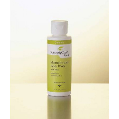 Soothe & Cool Shampoo and Body Wash