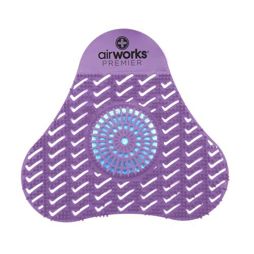 AirWorks Premier Urinal Screen with Block
