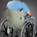 Posey KeepSafe Essential Alarm Wheelchair Mounted