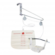 Overdoor Cervical Traction Set